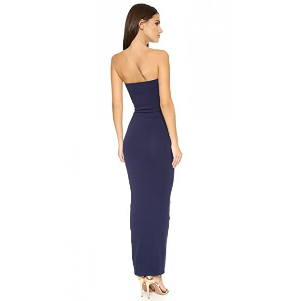 Wolford Fatal Dress Navy Blue